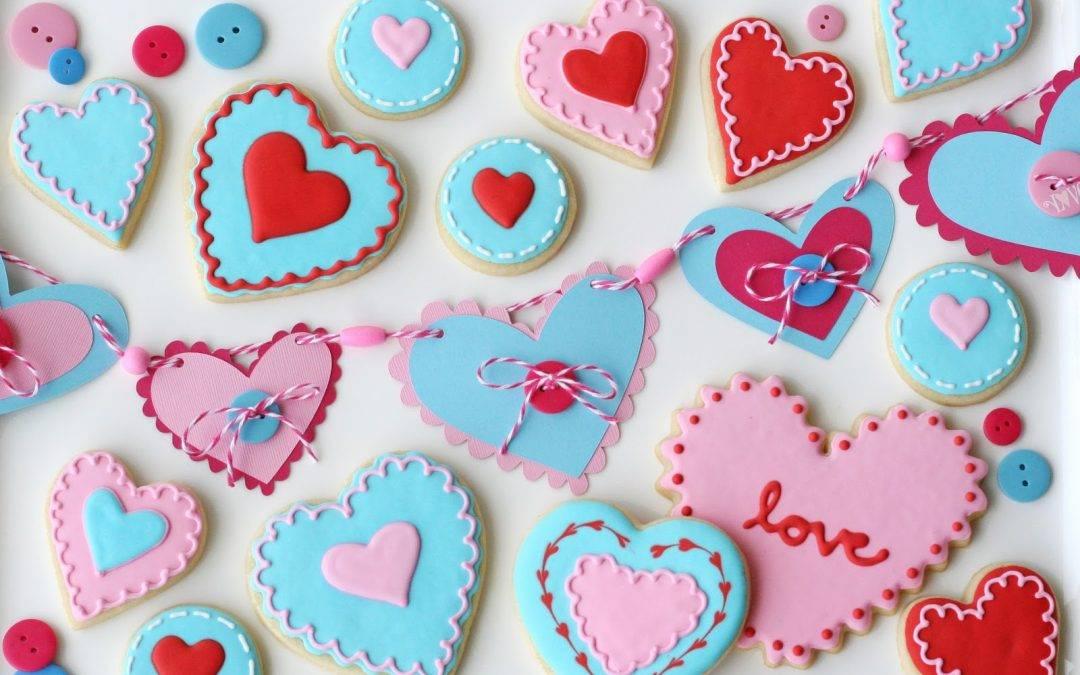 Акция на день Св. Валентина – День всех влюблённых